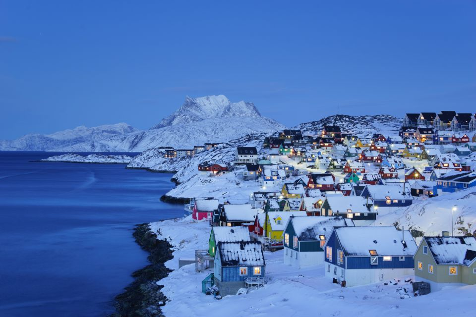 Europe, danemark, scandinavie, nuuk