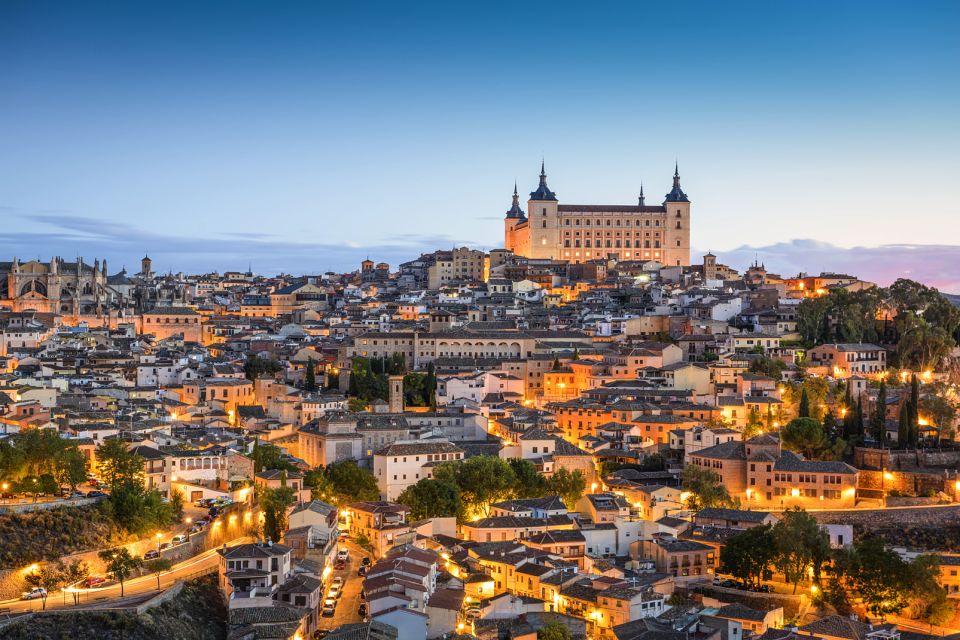 Europe, Espagne, Tolède, Alcazar