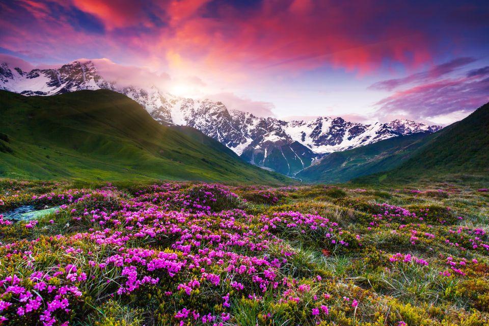 georgie, europe, caucase