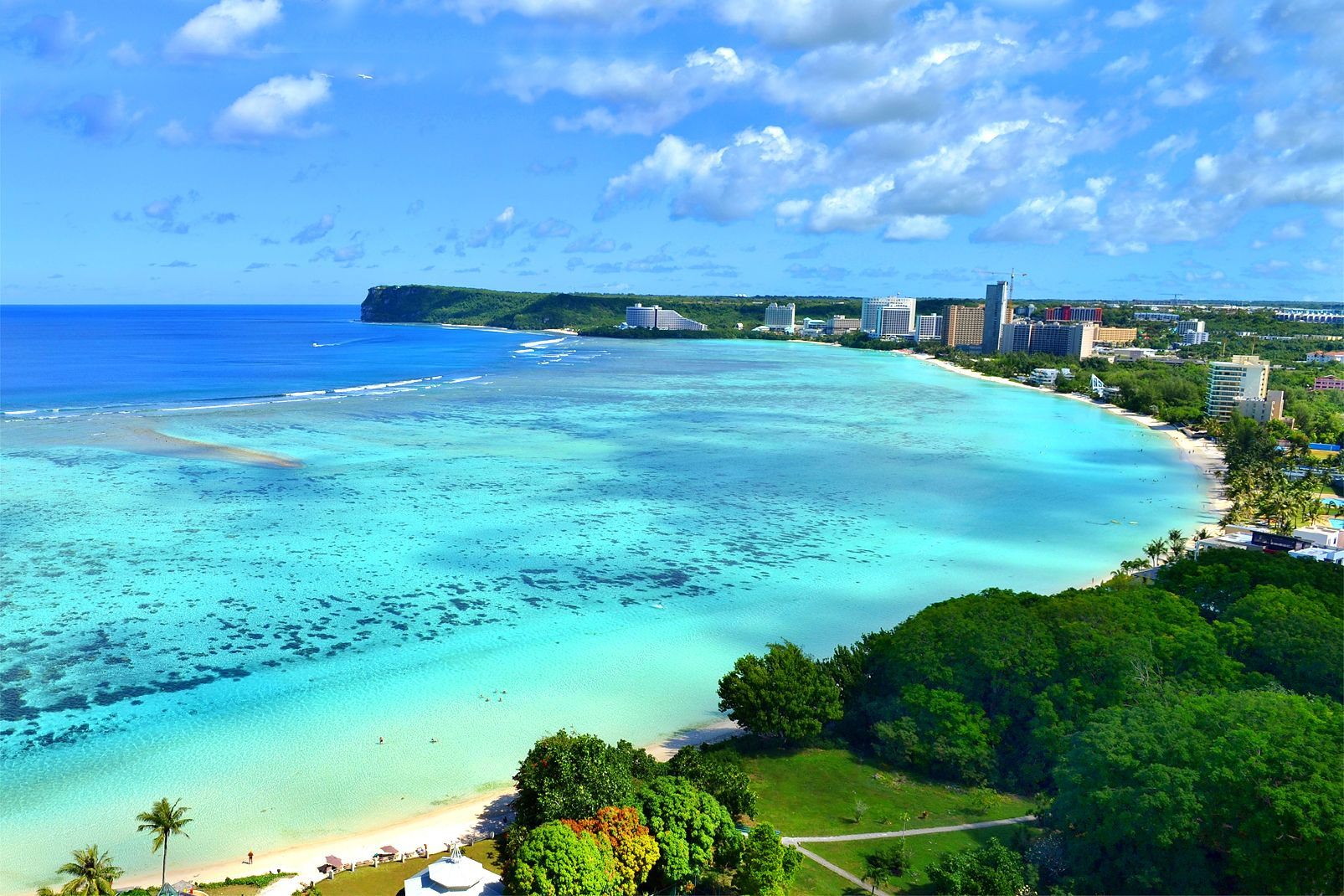 Unique Holidays Travel To Guam Discover Guam With Easyvoyage