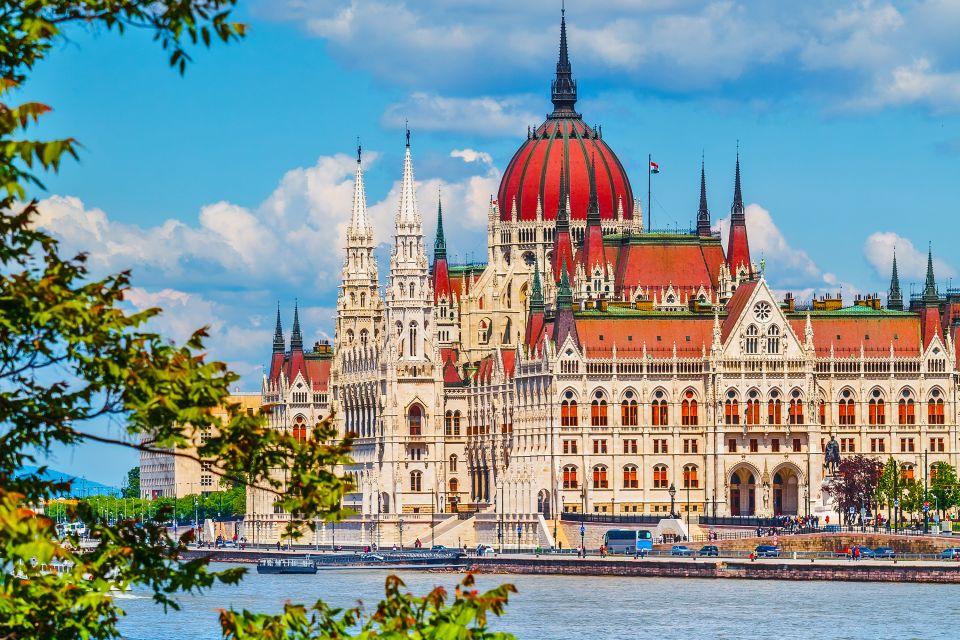 Hongrie, europe, Budapest, parlement, monument, danube, fleuve