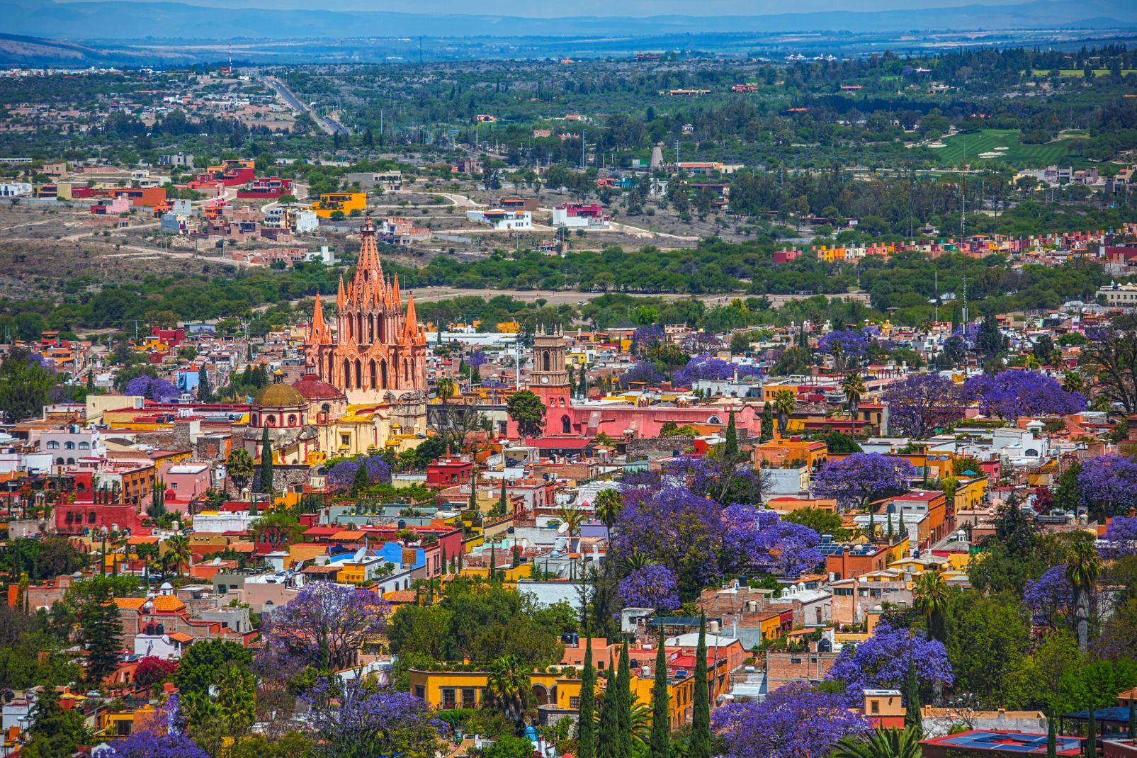México continental, México