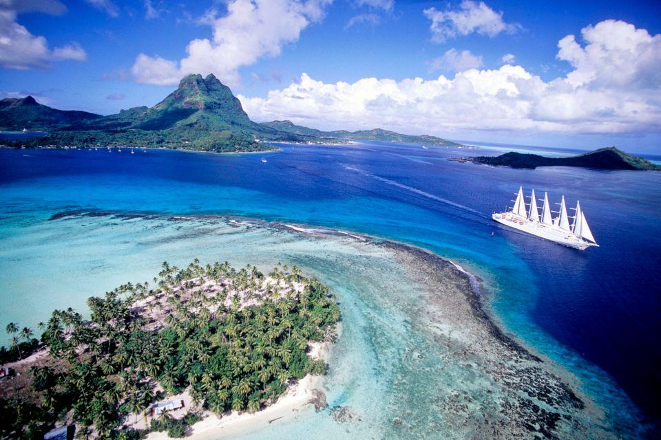 Tahiti Bora Bora, Polynesien