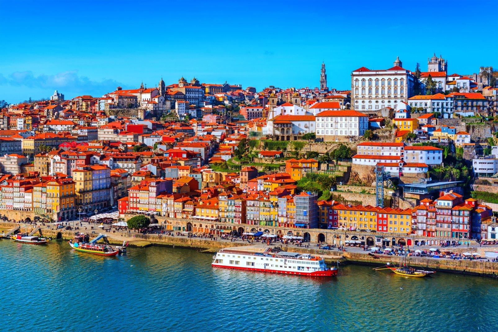 Le nord et le centre du Portugal, Portugal