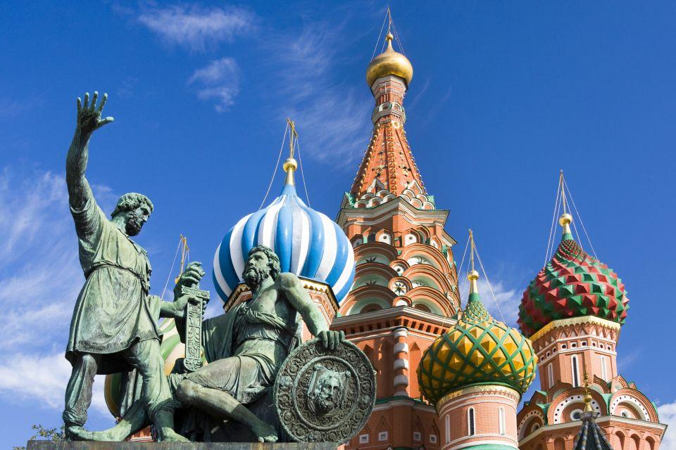 Mosca e dintorni, Russia