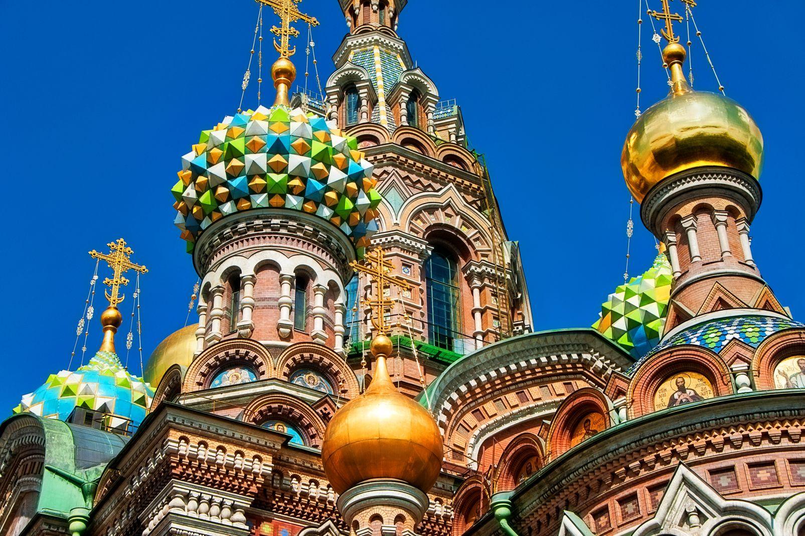 San Petersburgo y el noroeste, Rusia