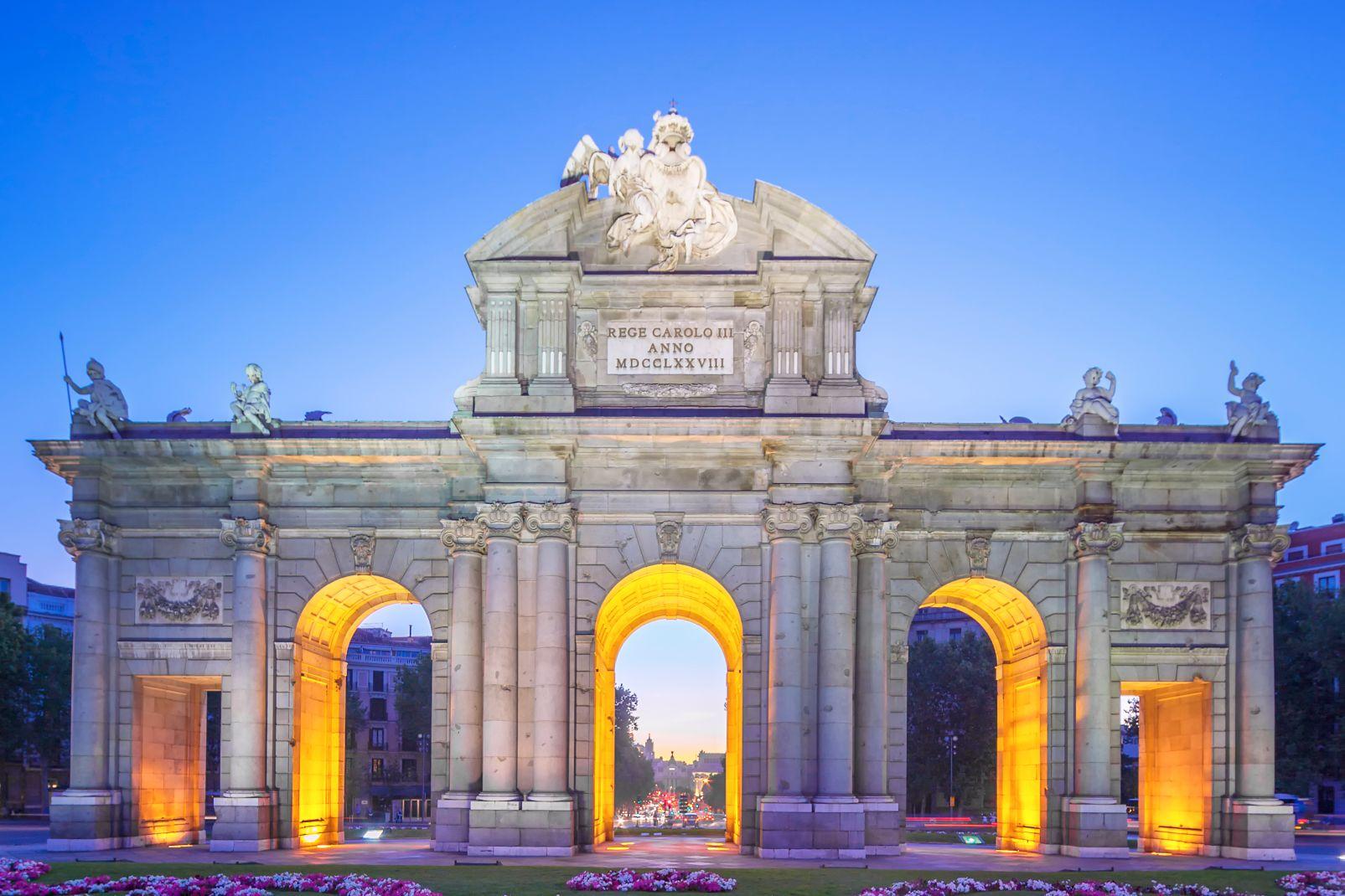 Gemeinschaft Madrid, Spanien