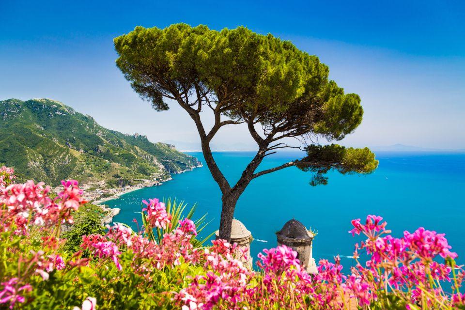Campanie, Italie, Europe, salerne, golfe, ravello