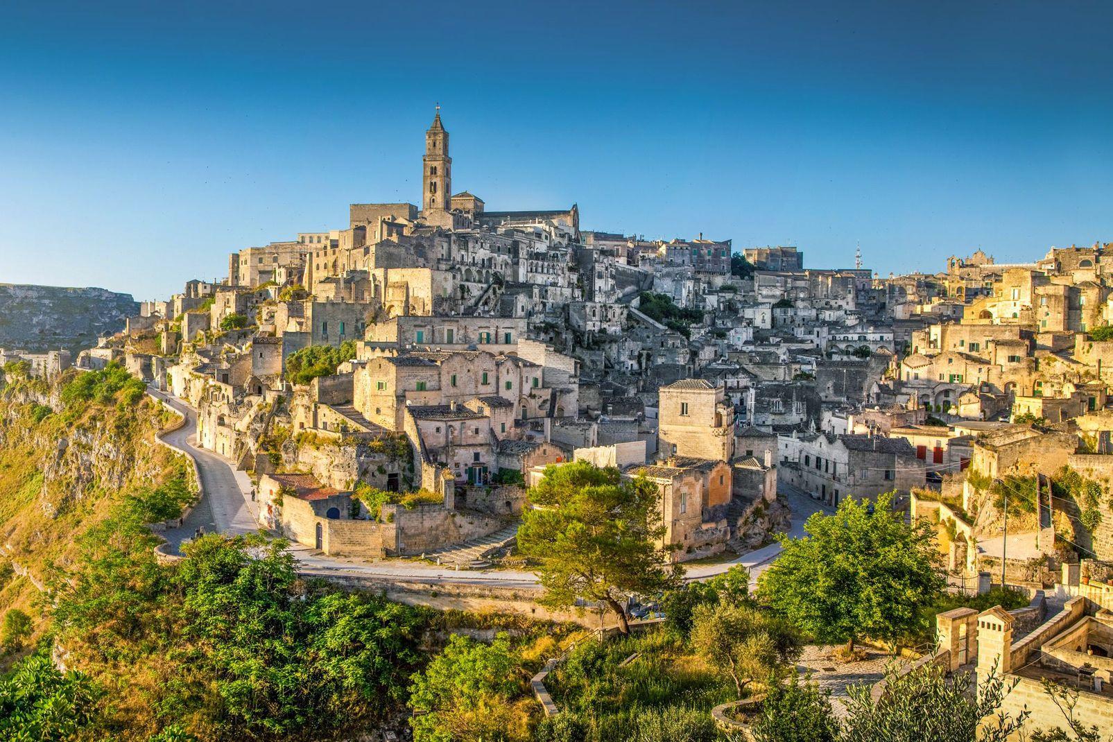 Basilicata, Italien