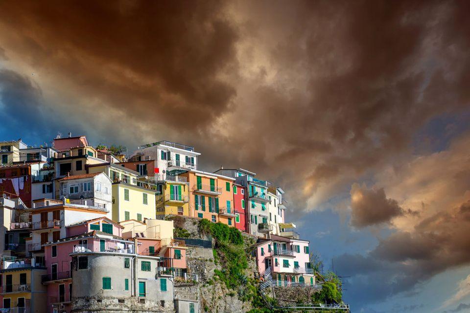 hameau, manarola, riomaggiore, ligurie, italie, europe
