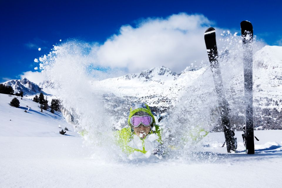 pyrenees, midi-pyrenees, france, europe, montagne, neige, ski, sport