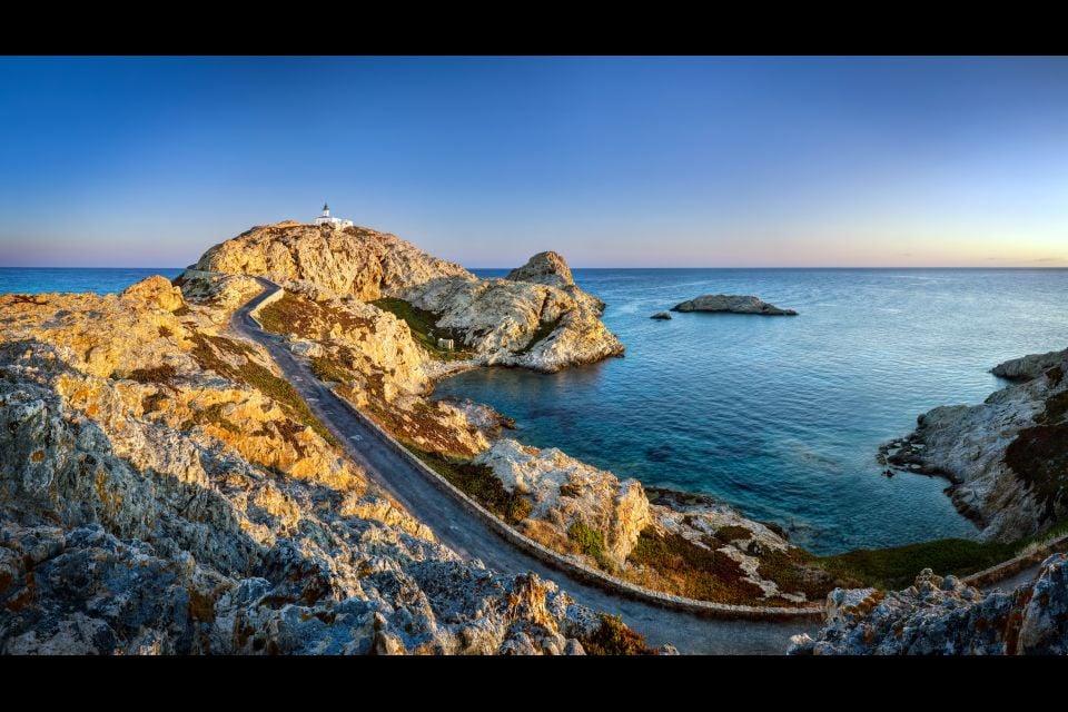 Korsika, Frankreich