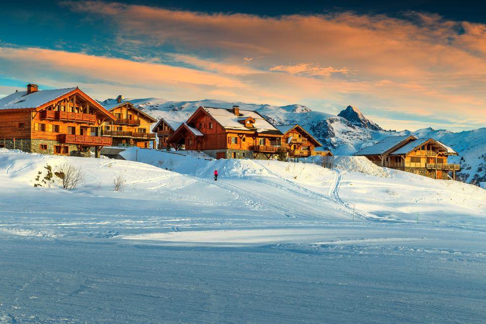 Rhône-alpes, france, europe, alpes, Alpe-d'Huez, neige, remonte-pente, téléski