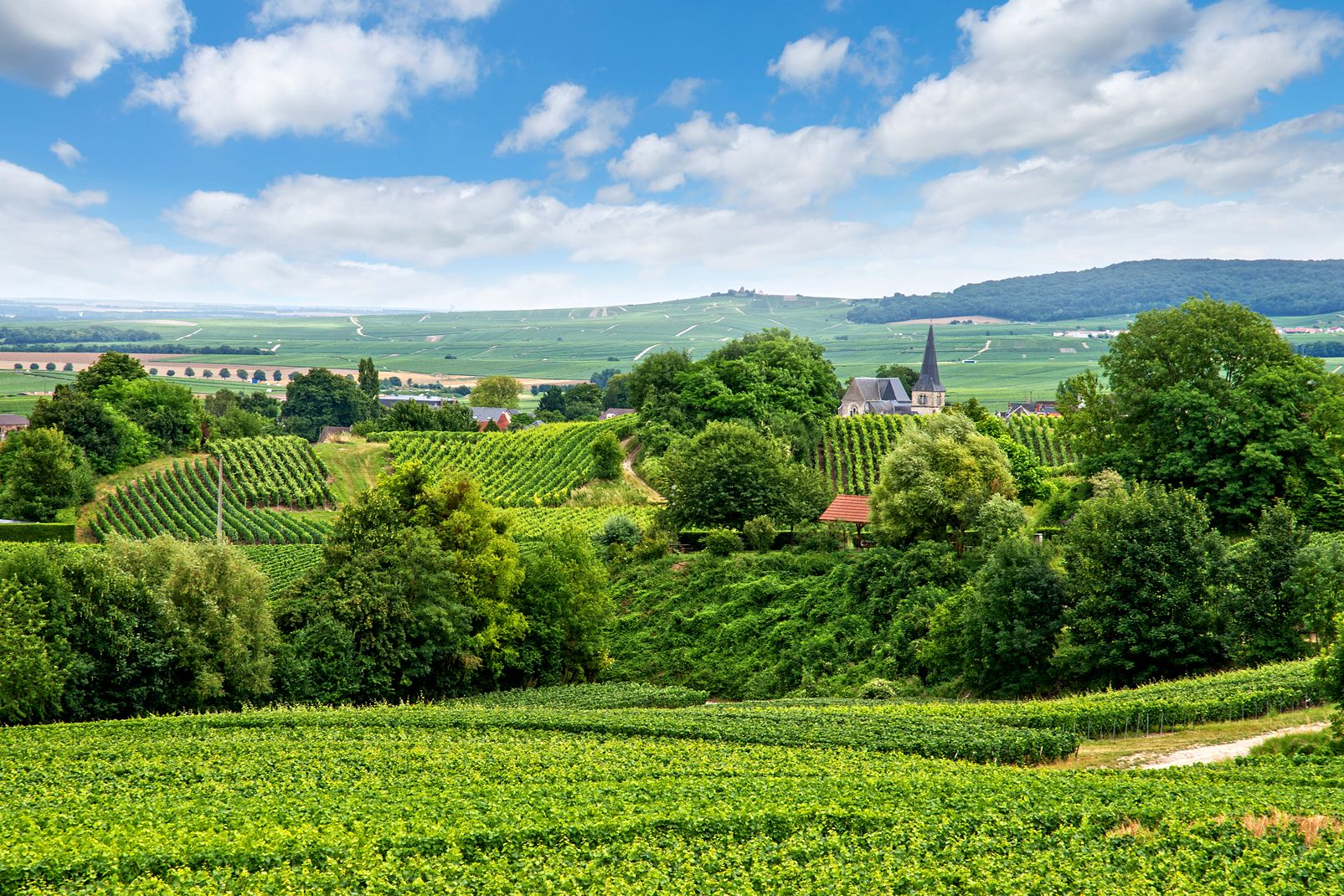 Champagne-Ardenne, France