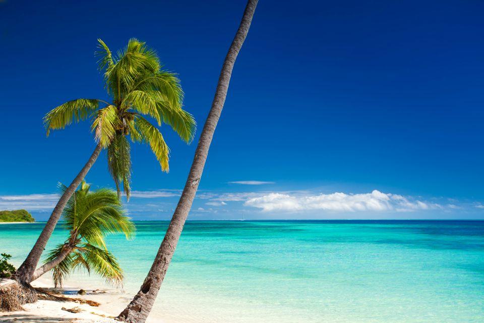 Las islas Gambier, Polinesia