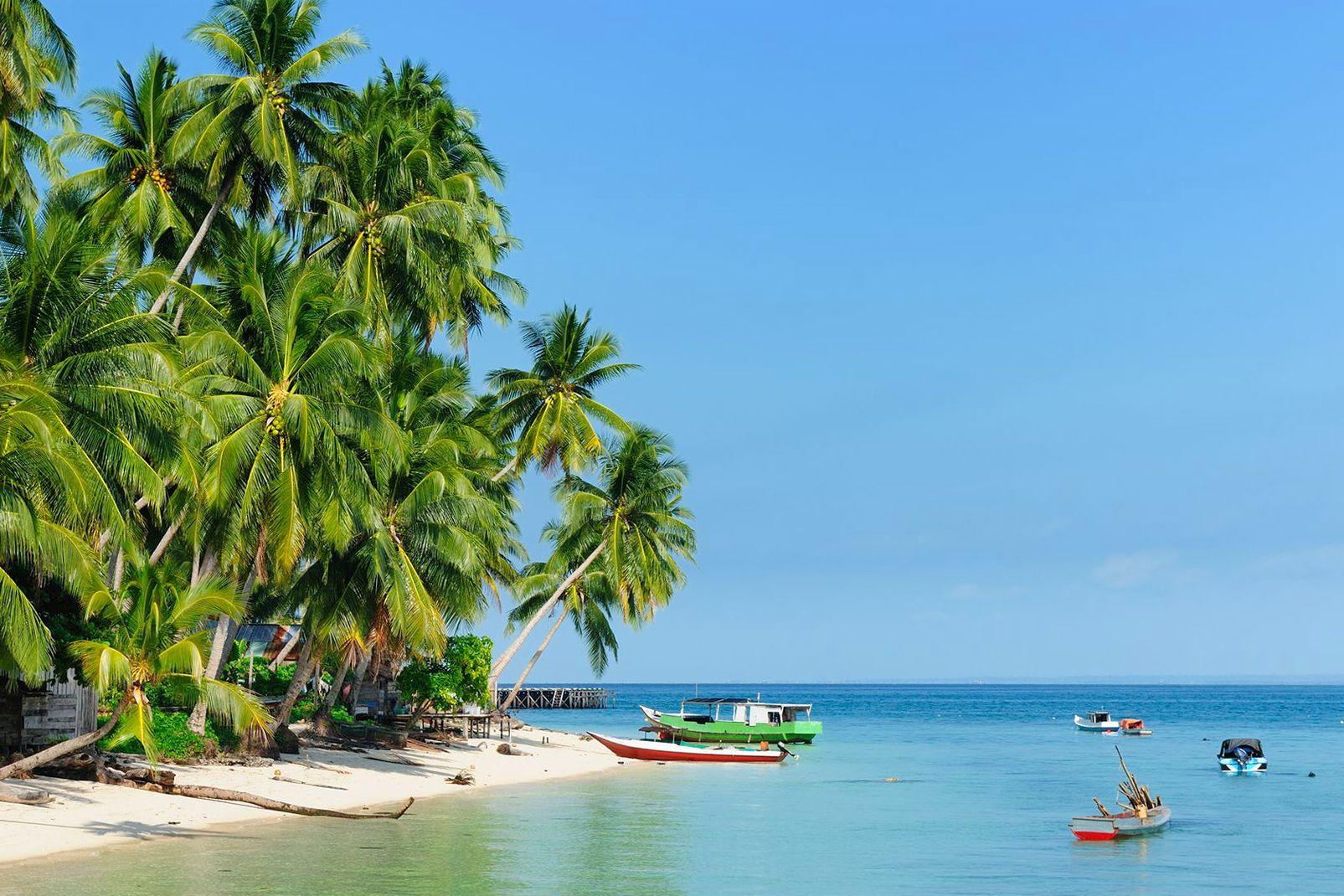 Kalimantan, Indonésie