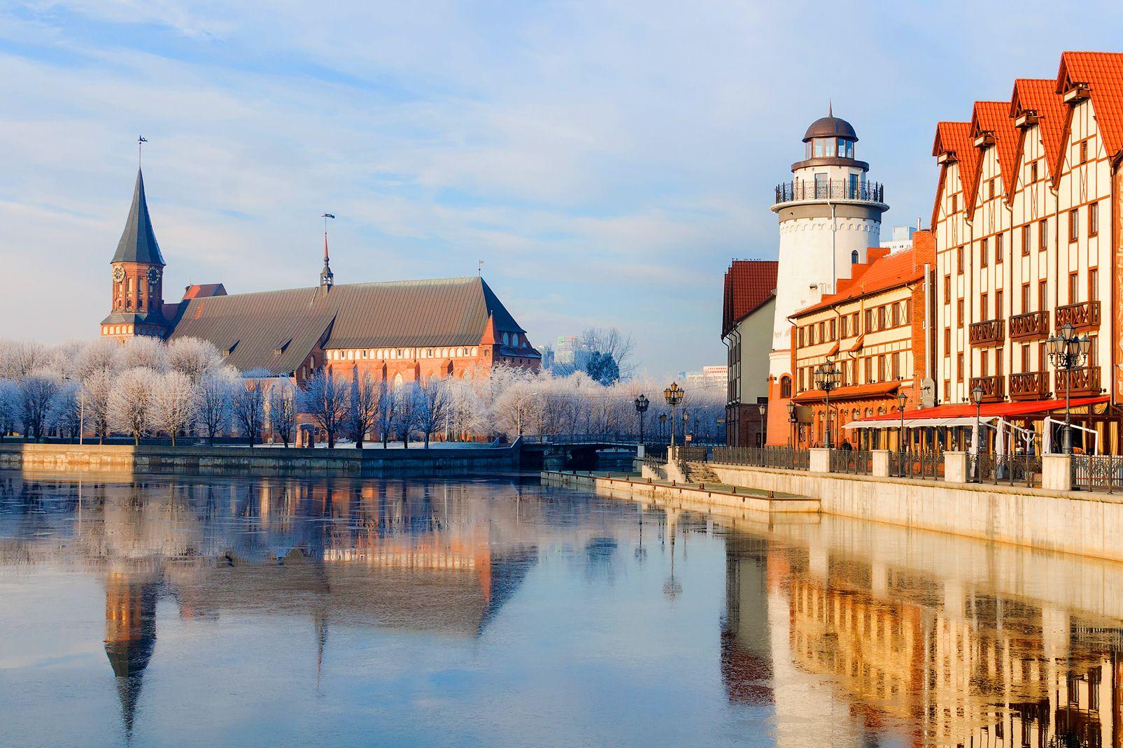 Travel To Kaliningrad Discover Kaliningrad With Easyvoyage