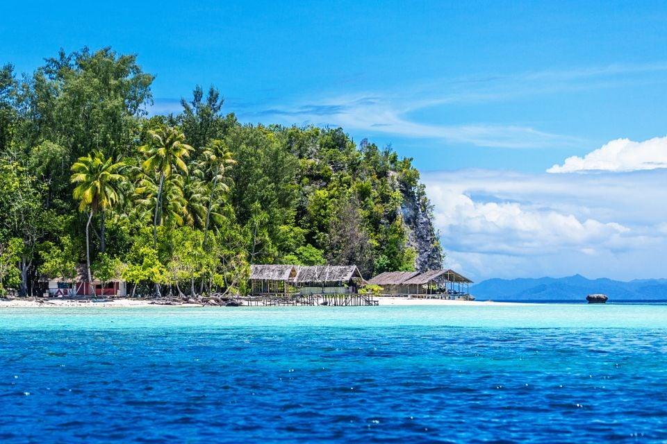 Papouasie occidentale, Indonésie