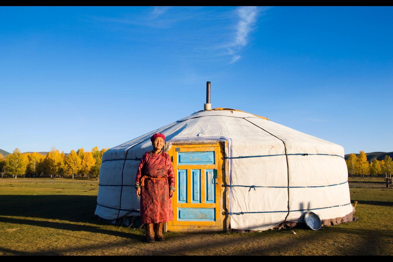 Mongolia interior, China