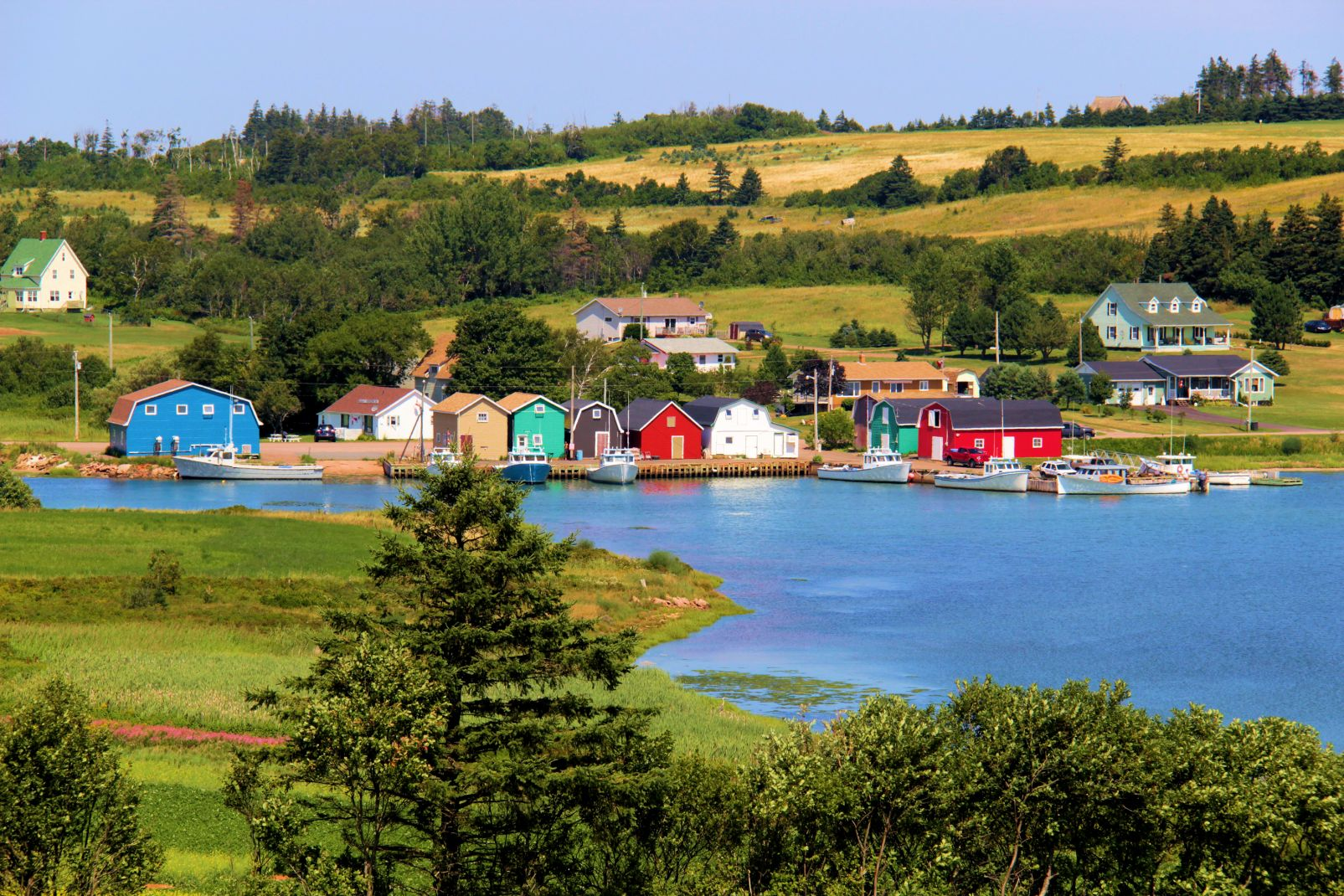 Nova Scotia New Brunswick Prince Edward Island Travel Guide