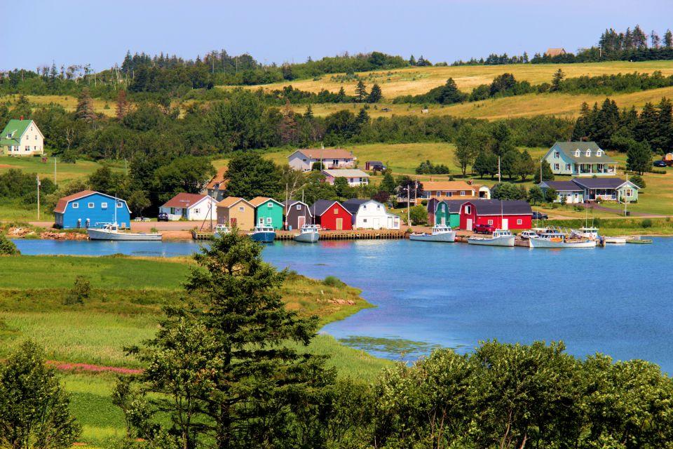 Isla del Príncipe Eduardo, Canadá