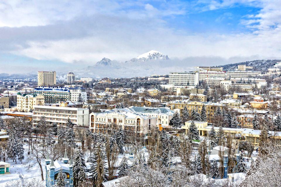 Northern Caucasus, Russia
