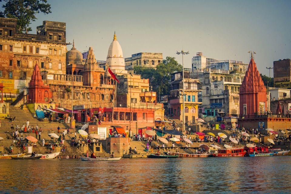 Der Norden Indiens, Indien