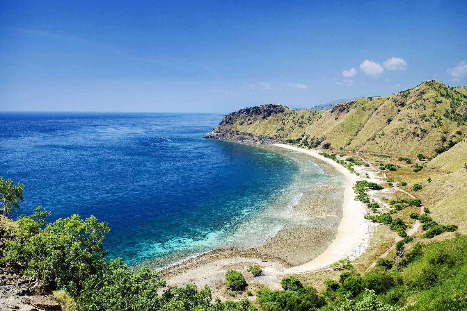 Le Timor, Indonésie