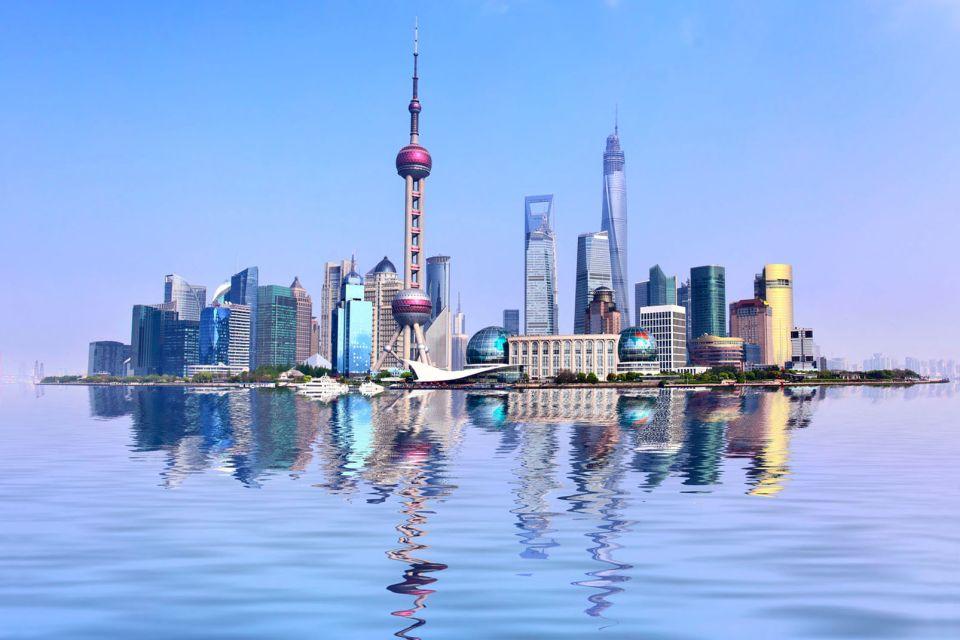 La province de Shanghai, Chine