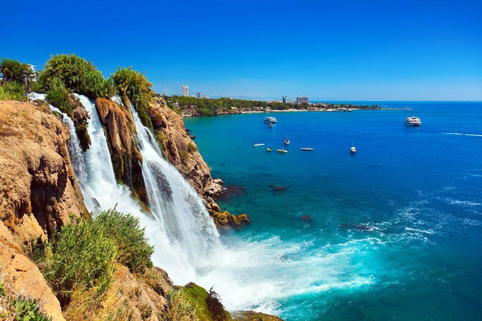 Région d'Antalya, Turquie