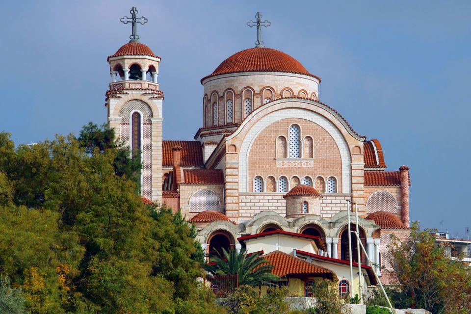 nord, grece, église, saint, st, ioannis, rosso, thessalonique, religion