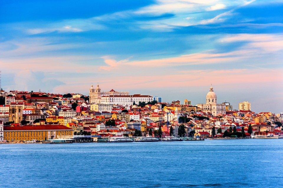 Europe, portugal, lisbonne, mer, atlantique, tagus