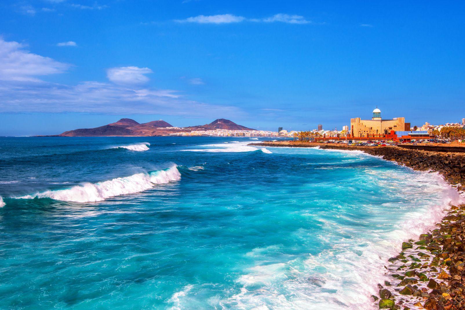 canaries, archipel, île, espagne, europe, méditerranée, gran canaria, grande canarie