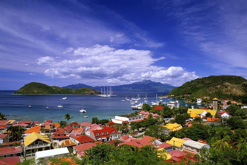 Guadelupe, The islands of Guadeloupe