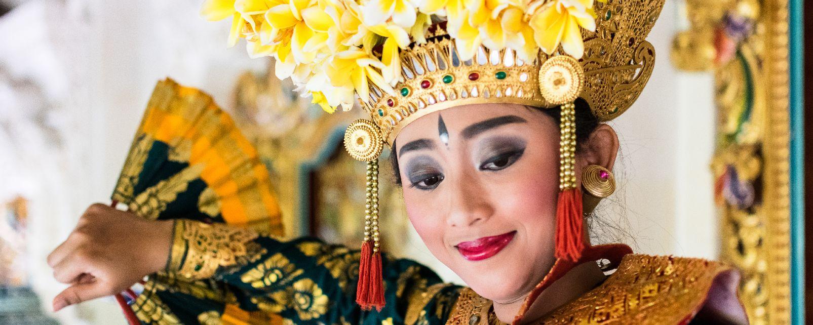 Asie, Indonésie, Bali, danse, danseuse, tradition,