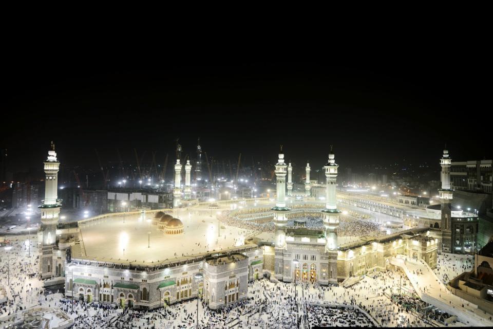Moyen-Orient, Arabie Saoudite, La Mecque, religion, lieu saint,