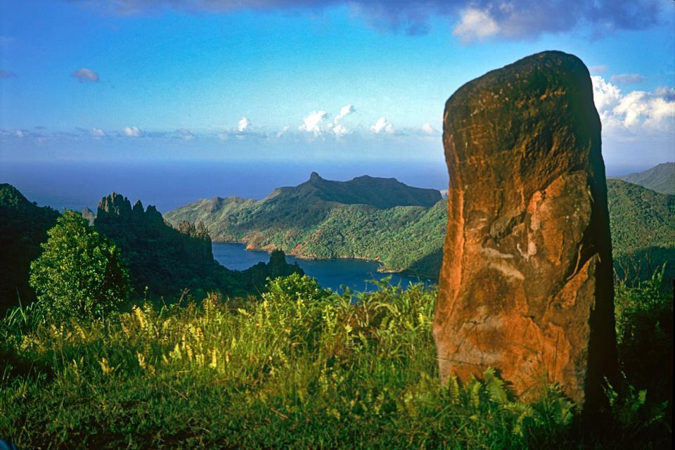 Polinesia, Isole Marchesi