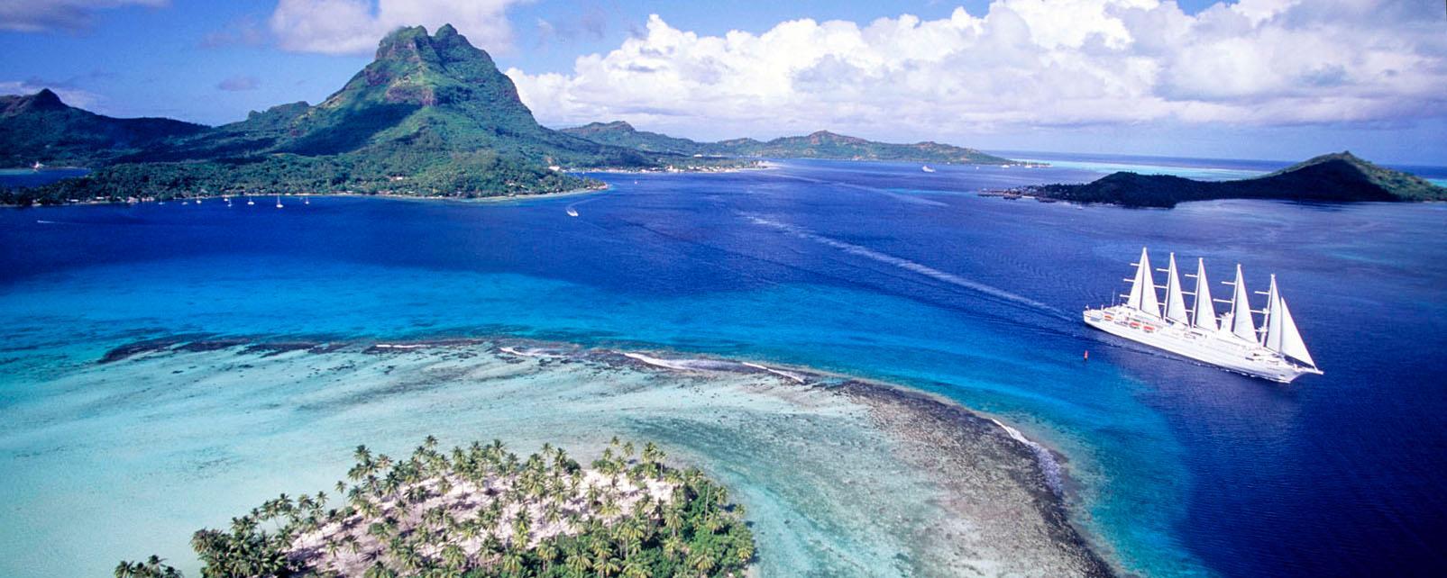 Polinesia Tahiti Bora Bora