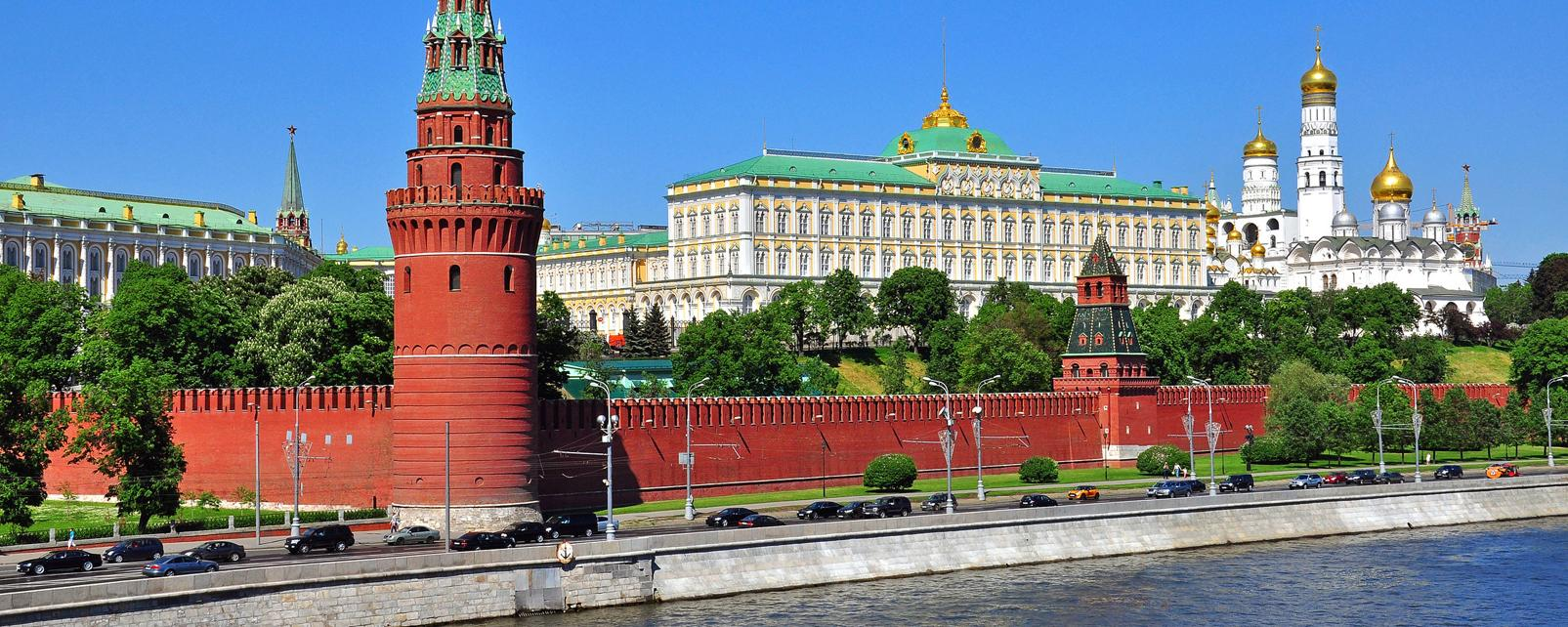 Moscow and central Russia