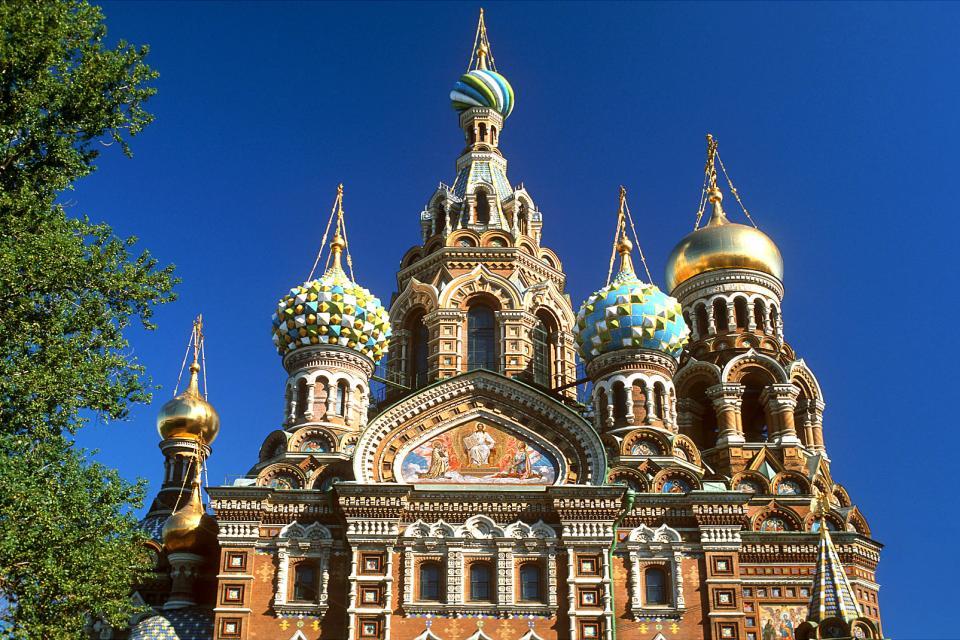 Saint Petersburg and the Northwest