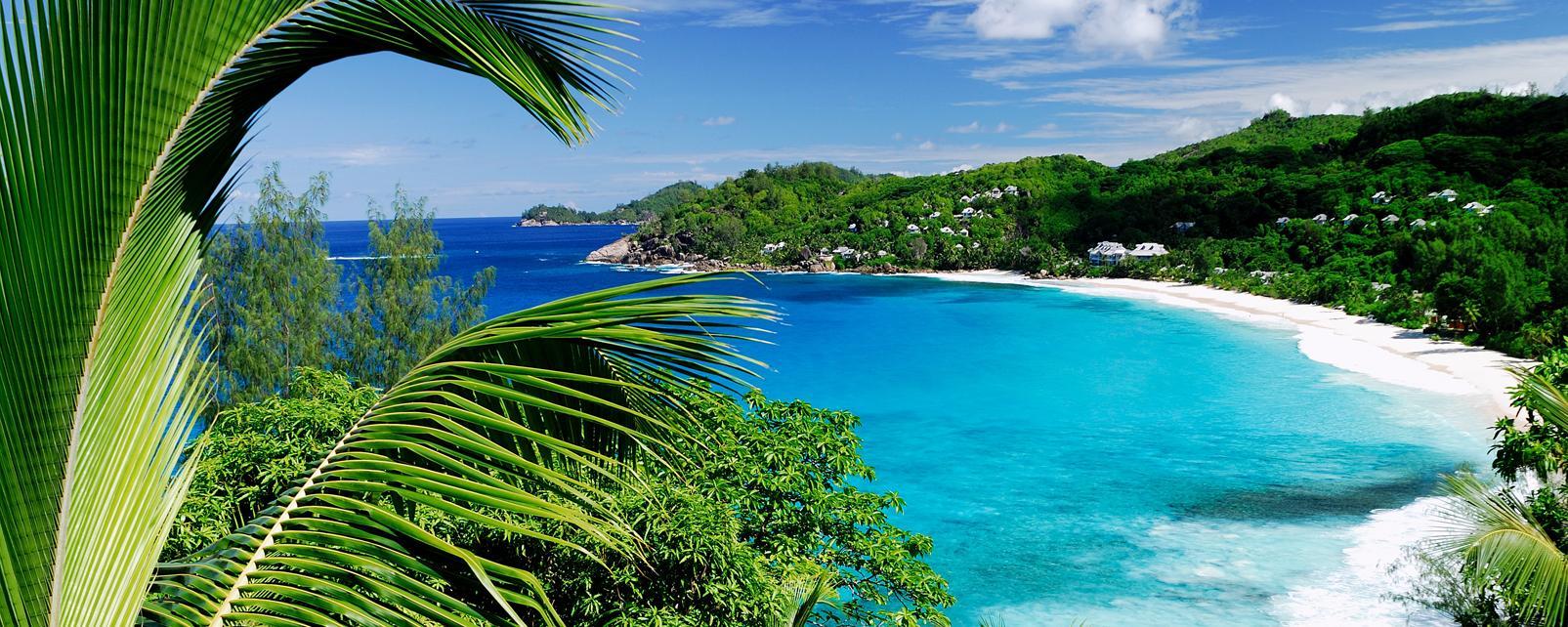 Océan Indien, Afrique, Seychelles, plage, baignade, île, sable, mer,