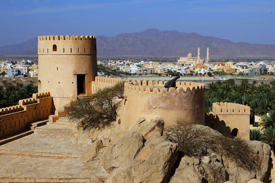 Sultanat d'Oman, Fort  Nakhl