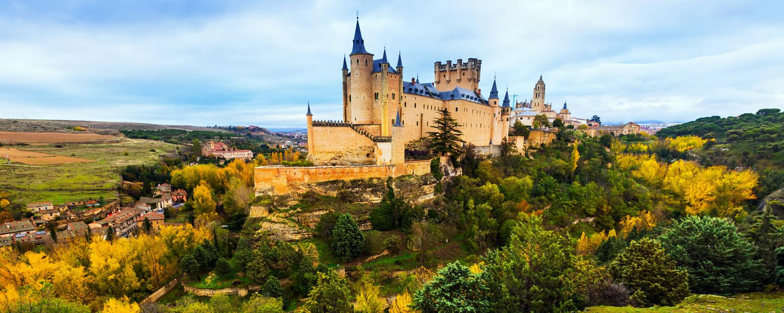 Lugares para visitar en castilla y le n qu ver qu hacer for Lugares turisticos para visitar en espana