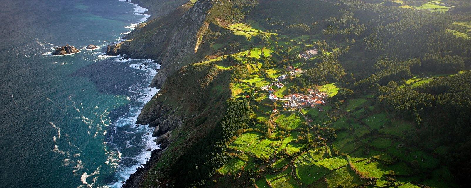 Galicien, Spanien