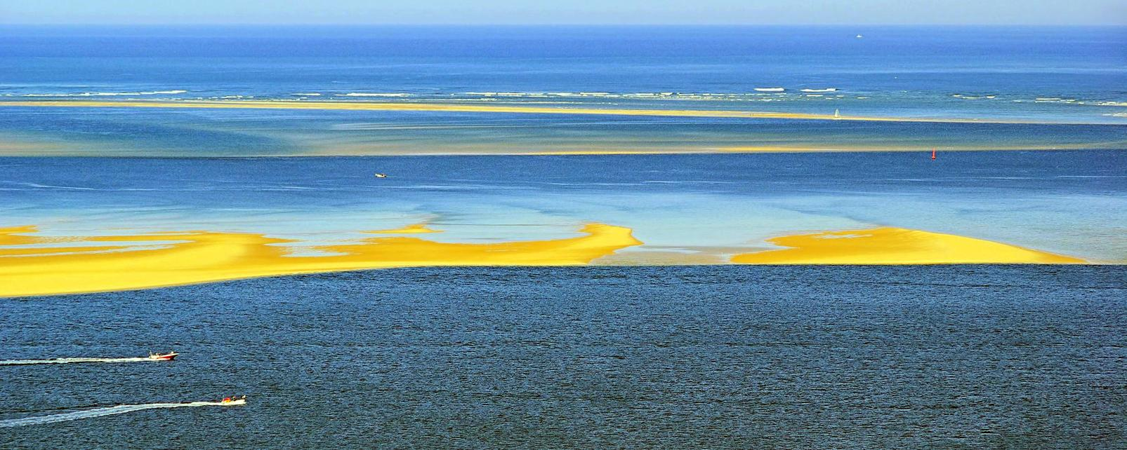 Europe, France, Aquitaine, Bassin, Arcachon, dune, Pyla, mer, océan, voilier, bateau,
