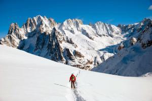 Europe, France, Rhône-Alpes, montagne, randonnée, trekking, neige,