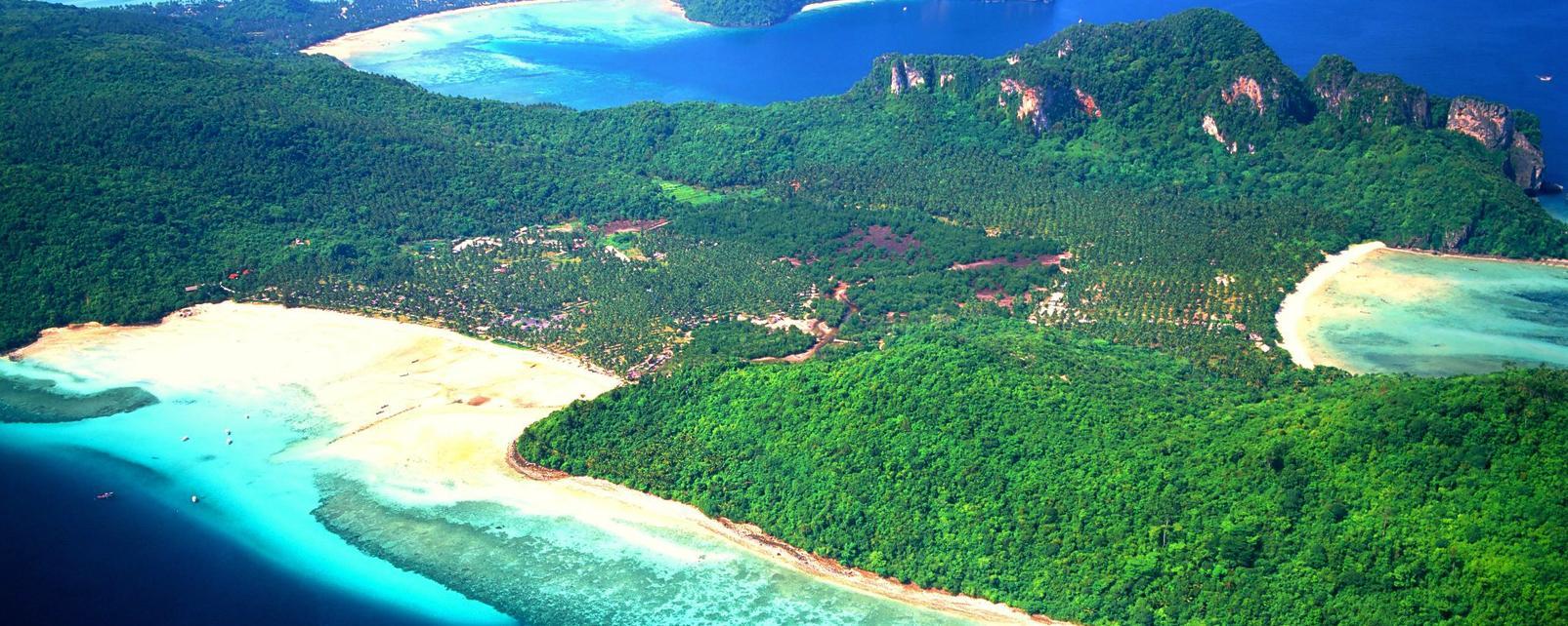 Andaman et Nicobar Laquedives