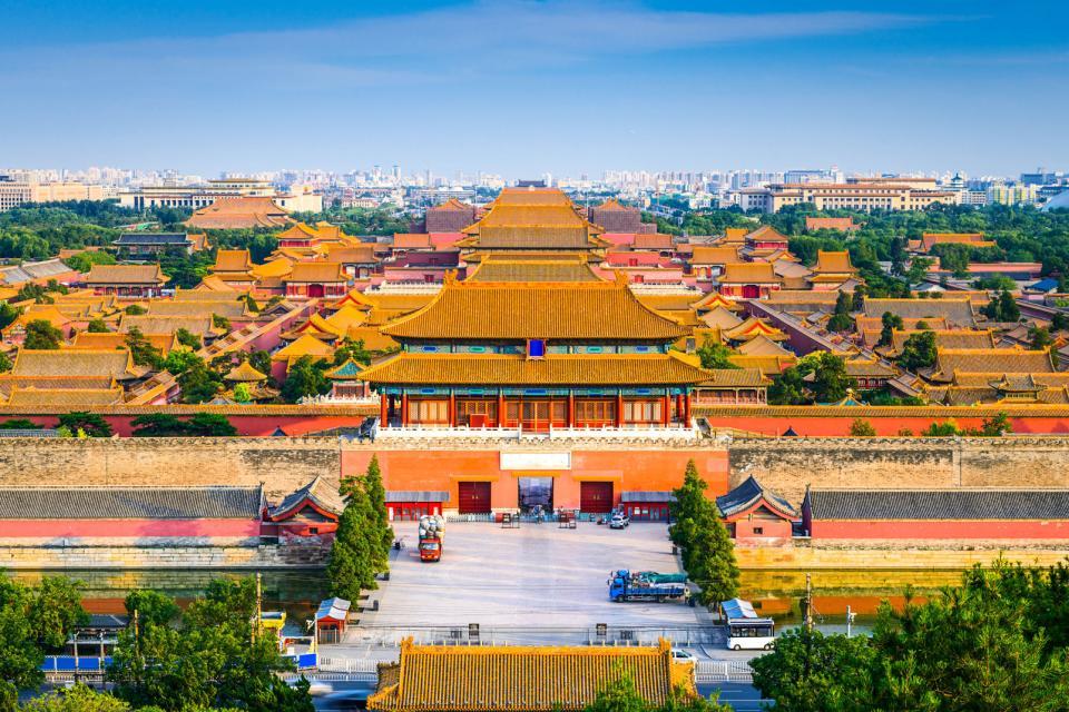 Peking und der Norden