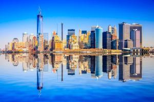 Amérique, Amérique du Nord, Etats-unis, USA, amérique, amérique du nord, new-york, manhattan, gratte-ciel, building,