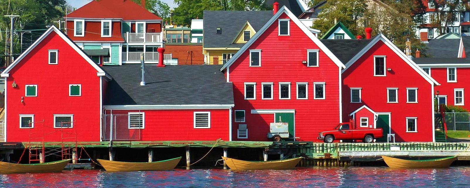 Nueva Escocia es el lugar ideal para llegar a Canadá